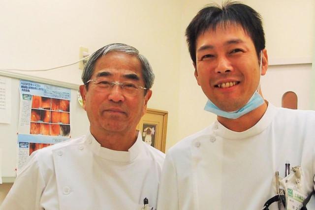 稲次先生との2ショット写真